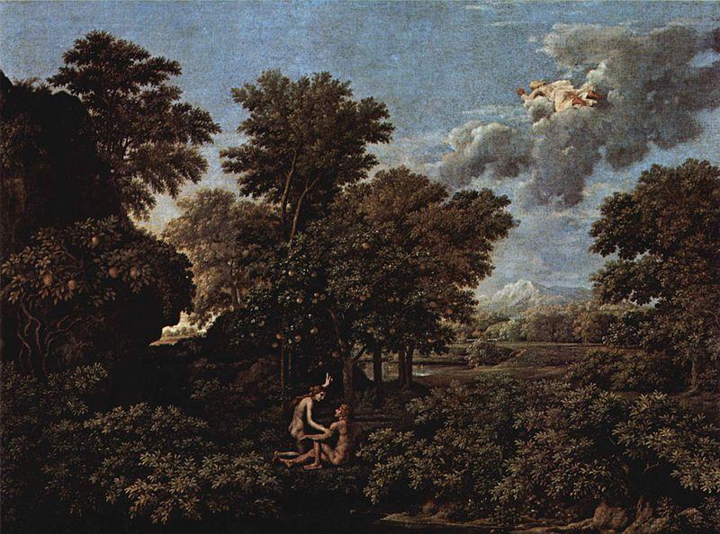 Spring Garden of Eden
