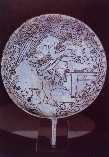 Image result for Bronze of Chalchas the Seer Reading a Liver