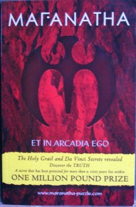 Maranatha Et in Arcadia Ego