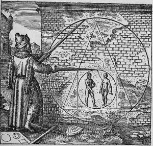 The Mirror of Nicolas Flamel