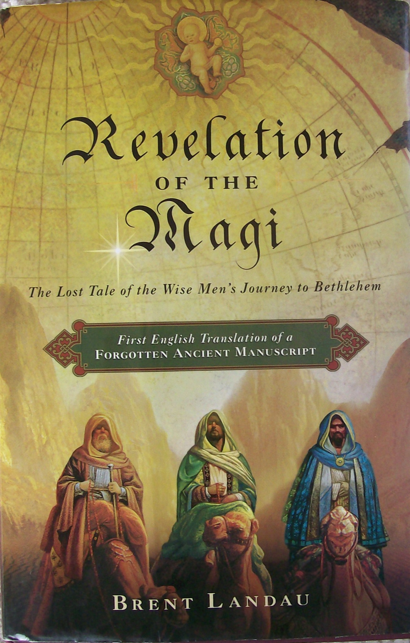 revelation of the magi book