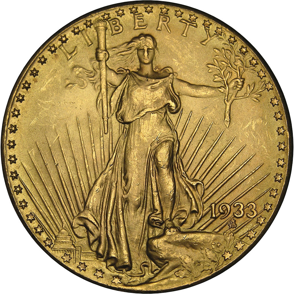 One of the World's Rarest Coins: The Story of the 1933 Double Eagle