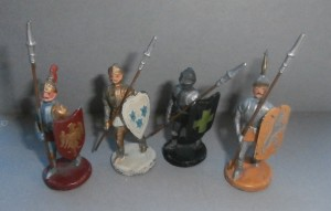 1928 the knights journey parker brothers game pieces