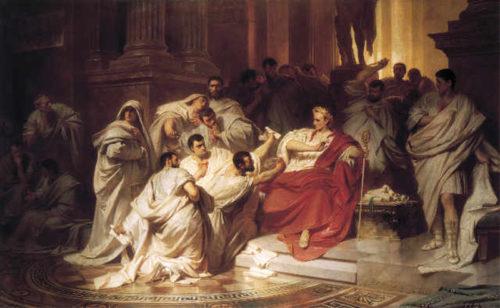 Karl_Theodor_von_Piloty_Murder_of_Caesar_1865
