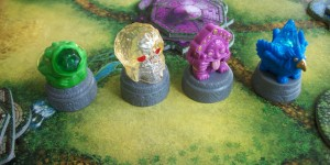 relics in relic runners board game