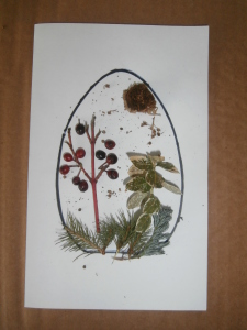 Example of an Egg Art picture