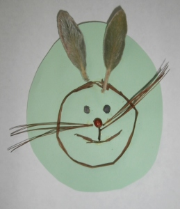 Hoppy Easter by Hannah (10 years)