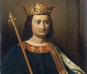King Phillip IV