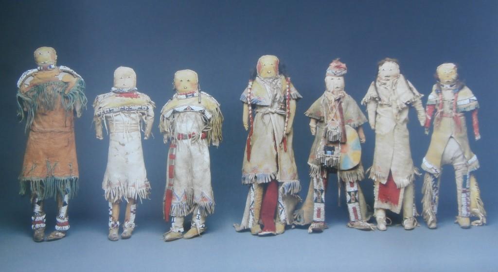 forrest fenn Cheyenne Dolls
