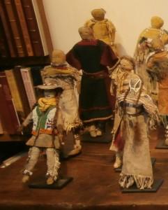 forrest fenn's indian dolls