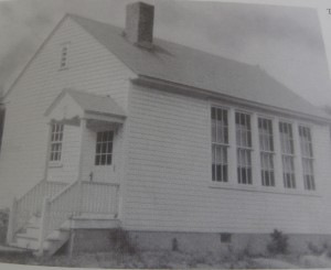 old image of school