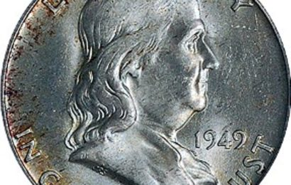 Collecting Treasures: The Franklin Half Dollar