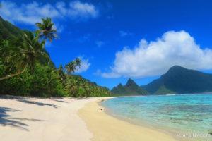 Ofu Beach - American Samoa
