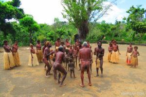 Yakel Tribe - Tanna Island Vanuatu