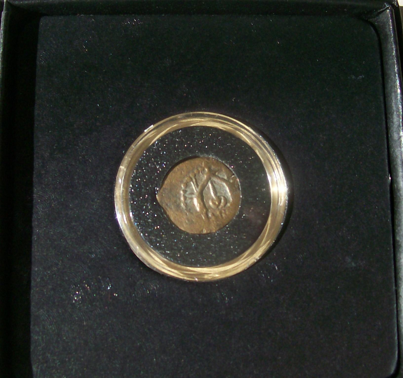 treasure in coins