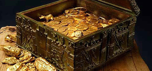 thrill of the chase treasure chest