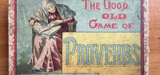 Old Board Game 1911 Pirate And Traveler By Milton Bradley Mysterious Writings