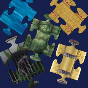 puzzle pieces 52 master pieces
