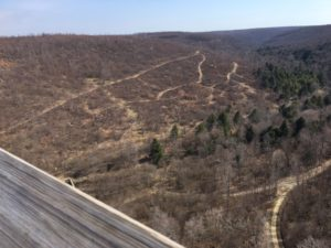 kinzua gorge and lost treasure
