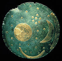 Nebra Sky Disk mysterious things