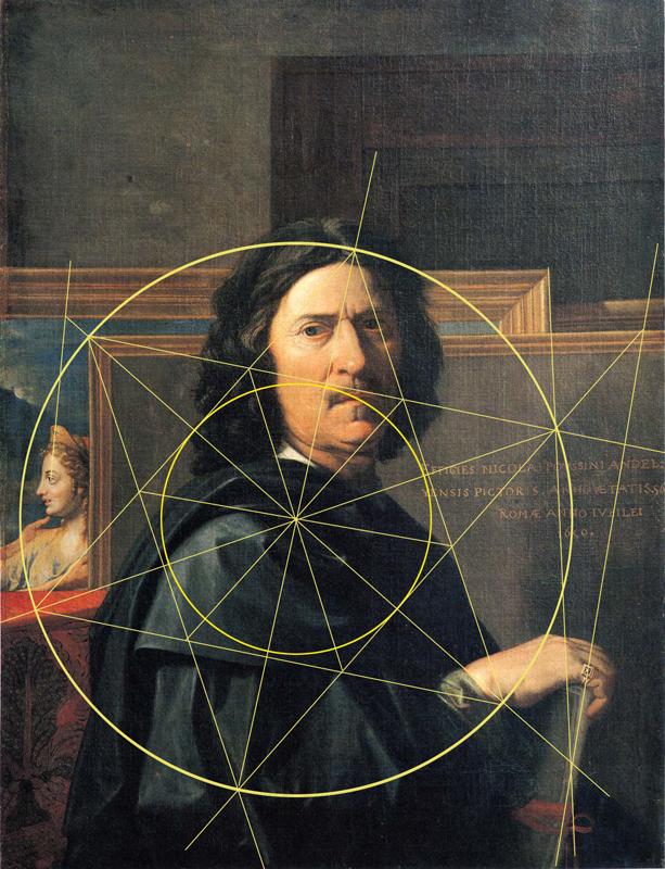 sacred geometry Nicolas poussin