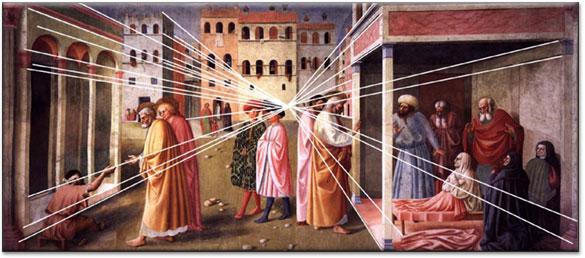 sacred geometry Raphael