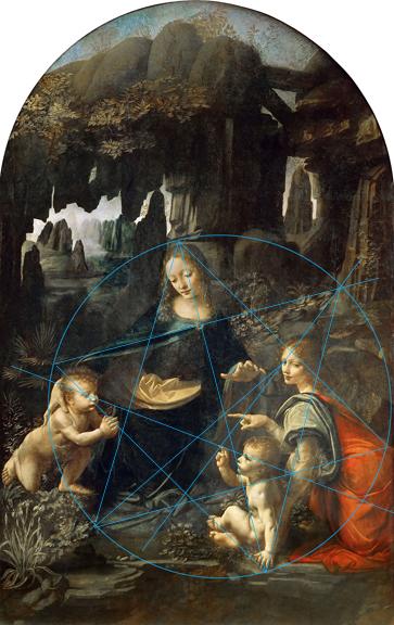sacred geometry leonardo da vinci