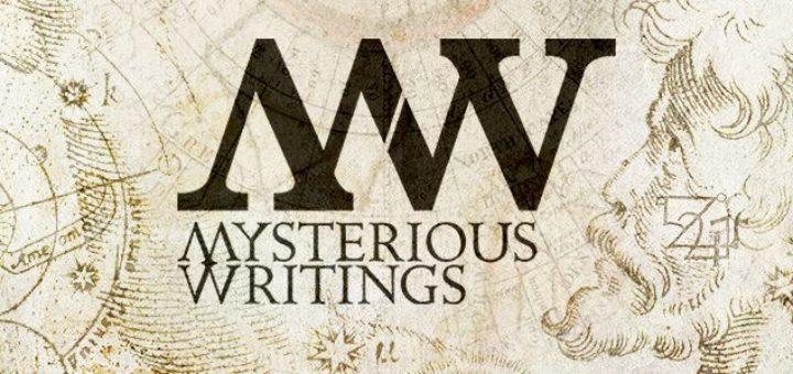 Mysterious Writings treasure hunts
