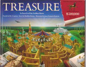 treasure hunt book