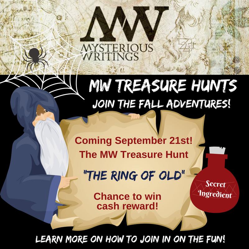MW armchair treasure hunt