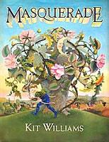 masquerade armchair treasure hunt book
