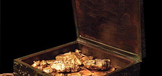 armchair treasure hunt