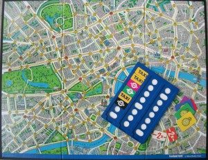 scotland yard game board and pieces mw game night ideas