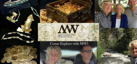 search for treasure, mystery and adventure with MW