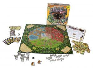 castle panic board game night idea