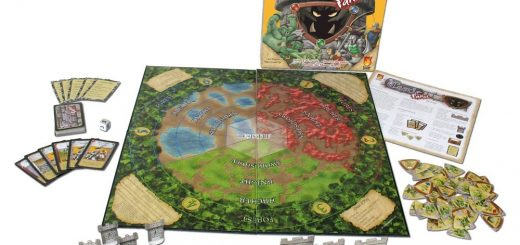 castle panic board game night idea