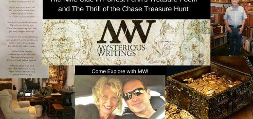 forrest fenn treasure poem nine clues