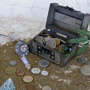 treasure chest and hunt ideas