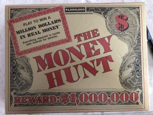 Unsolved Armchair Treasure Hunt: The Money Hunt ...