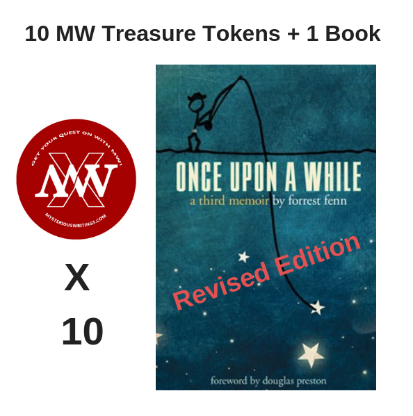 Chance to win Revised OUAW in MW's November GiveAway