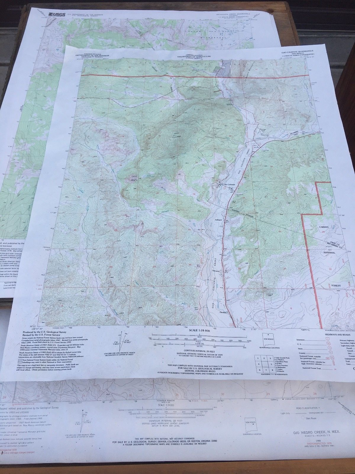 Forrest Fenn Map Collection – Mysterious Writings