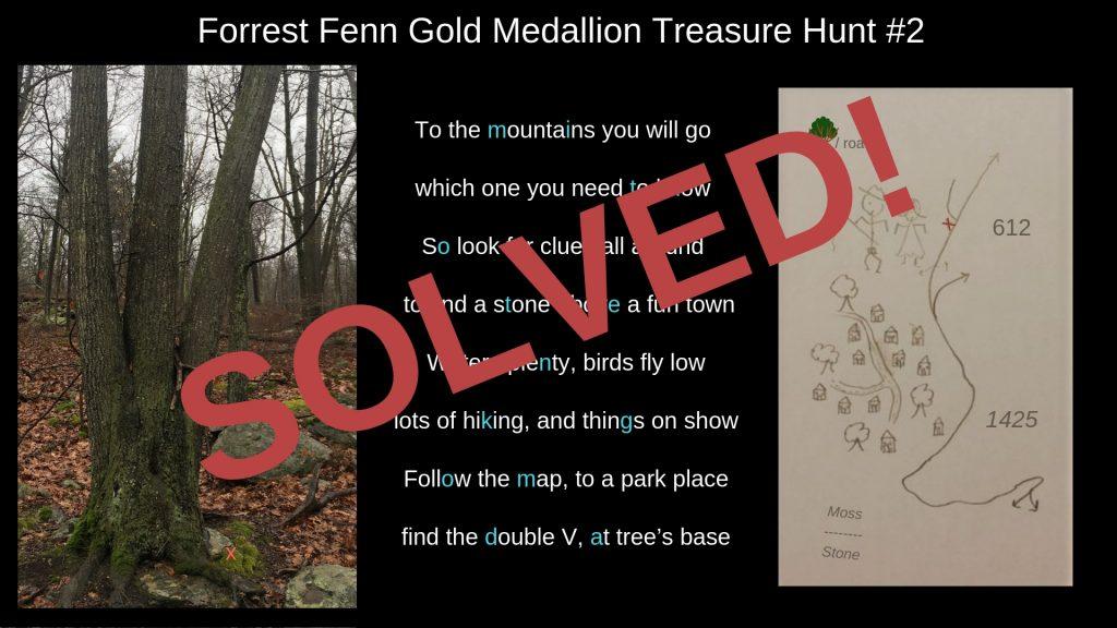 Find Forrest Fenns Treasu 19 - Nnvewga