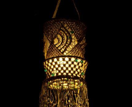 Lamp with Four Keys Armchair Treasure Hunt – Mysterious ...