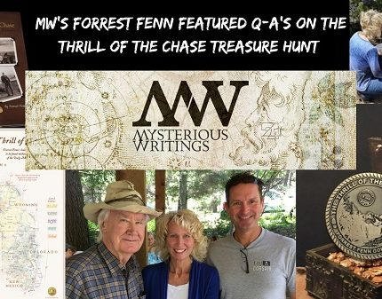 Featured Questions and Answers on The Thrill of the Chase Treasure